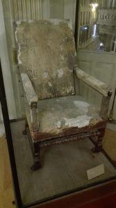 Le fauteuil de Molière