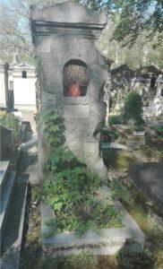 Tombe de Pauline Viardot