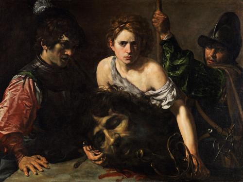 Photo du tableau David et Goliath