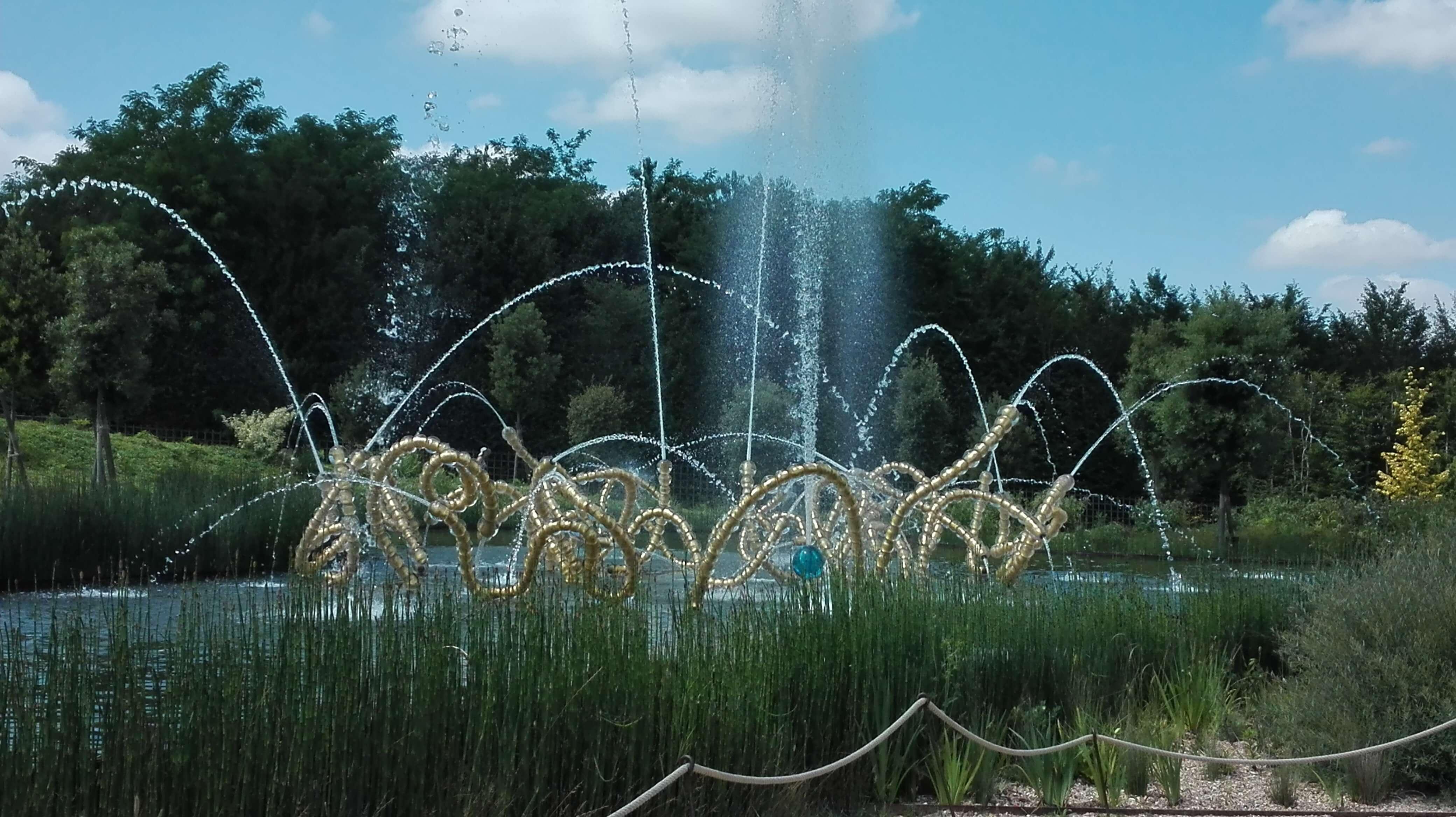 Bosquet théâtre d'eau
