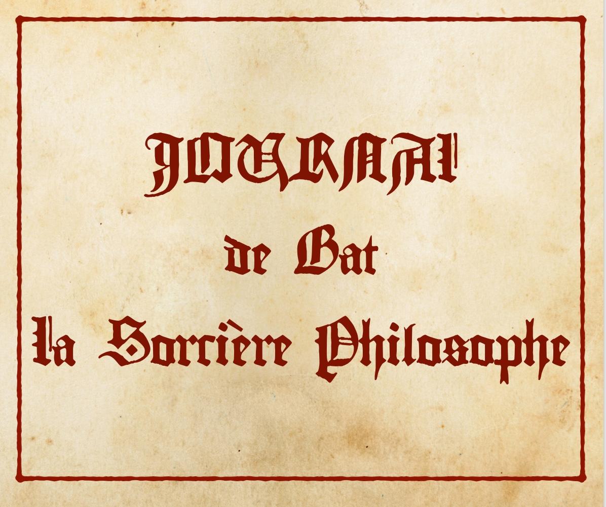 Visuel du Journal de Bat