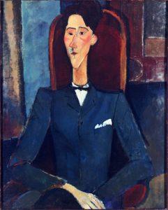 Cocteau de Modigliani