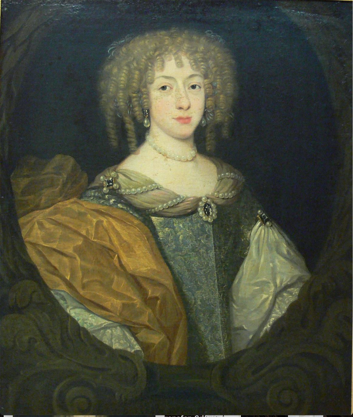 Portrait de Liselotte