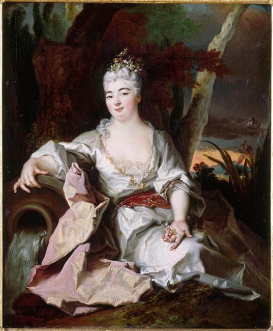 Portrait Elisabeth Charlotte de Bavière