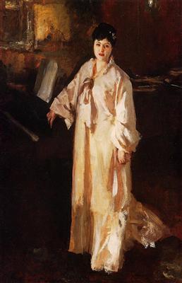 Portrait de Judith Gautier