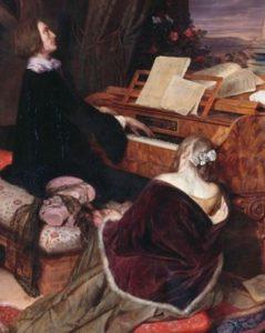 Liszt et Marie d'Agoult