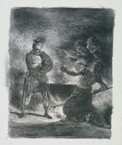 Hamlet et les sorcières