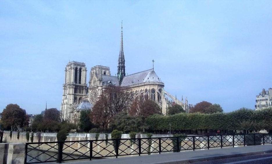 Notre-Dame de Paris_Pont de l'Archevêché