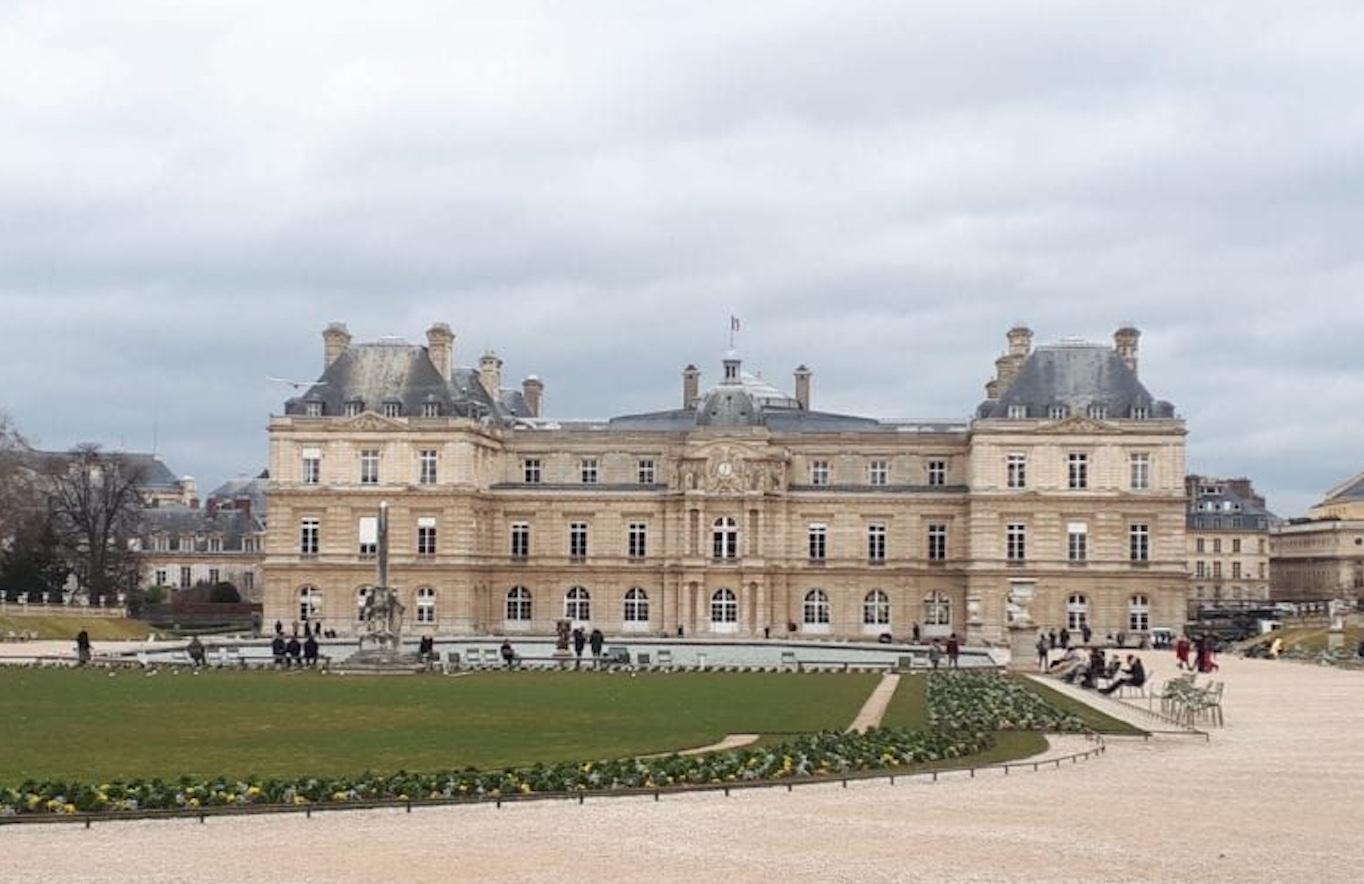 Palais du Luxembourg_Jardin du Luxembourg