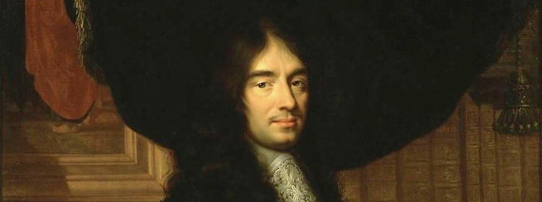 Portrait Charles Perrault