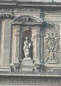 Louvre façade sud
