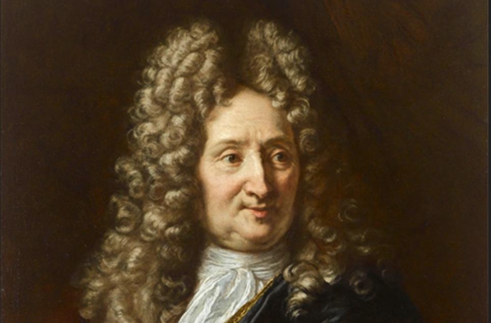 Portrait Jean de La Fontaine