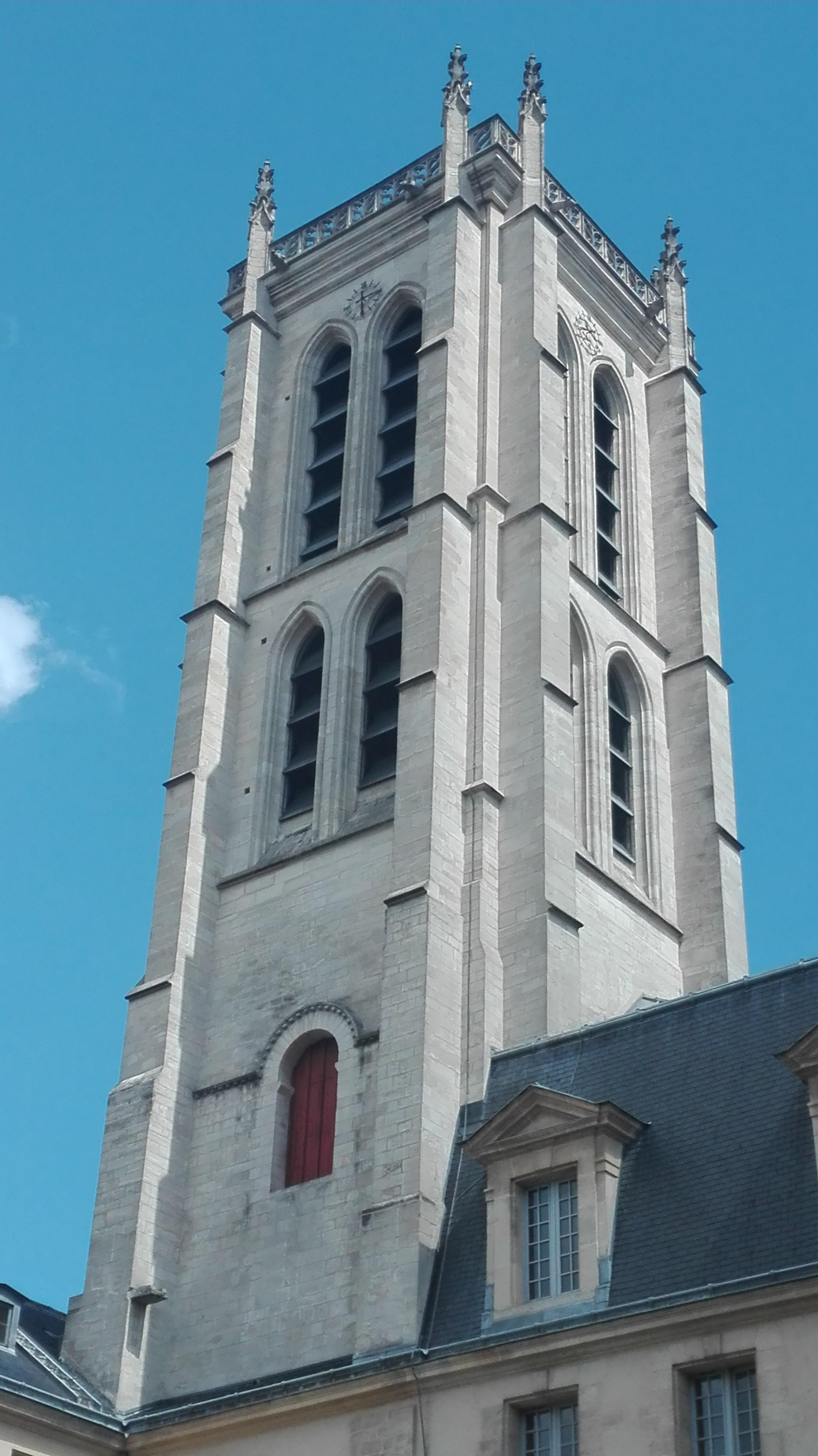 Tour du Lycée Henri IV