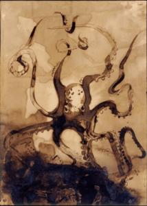 La pieuvre Victor Hugo