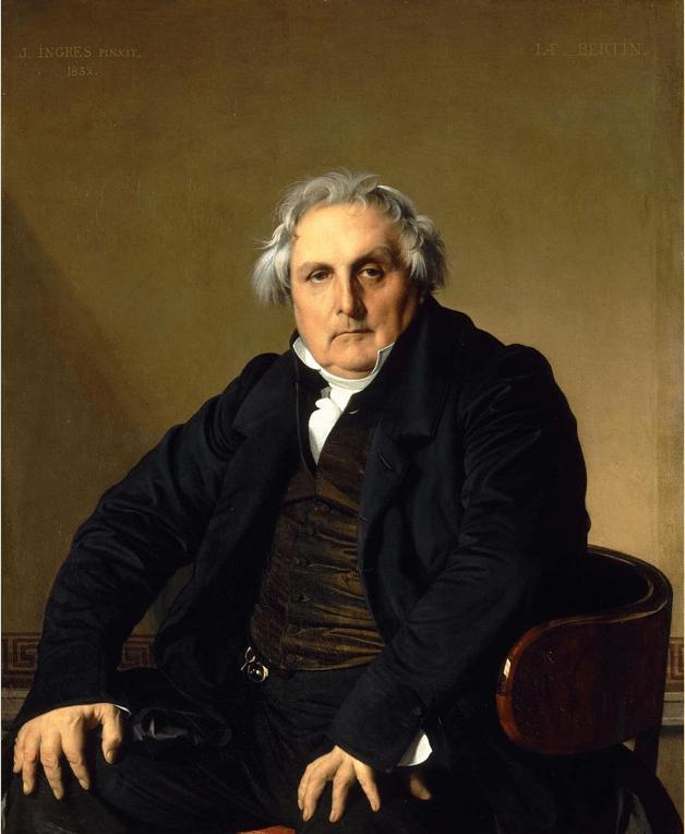 Louis François Bertin Ingres