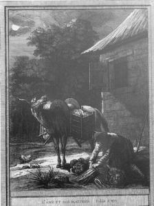 L'âne et ses maîtres